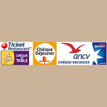 Cheques Vacances Ticket Restaurant
